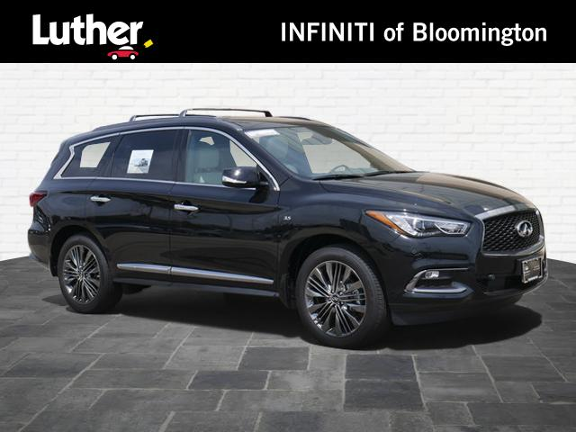 Certified Pre-Owned 2019 INFINITI QX60 LUXE