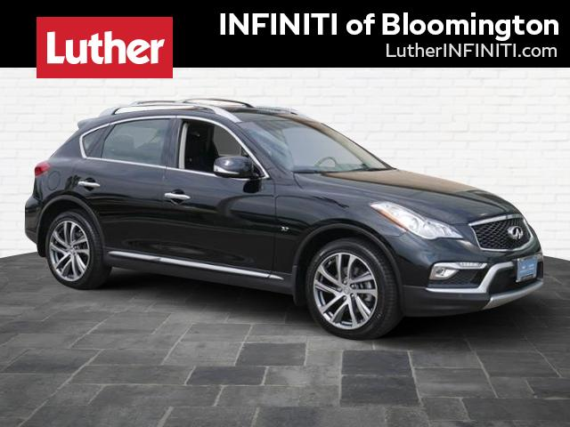 Certified Pre-Owned 2017 INFINITI QX50