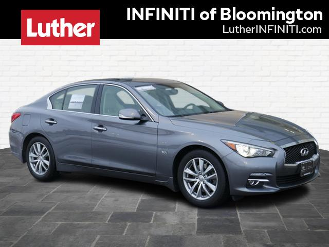 Certified Pre-Owned 2016 INFINITI Q50