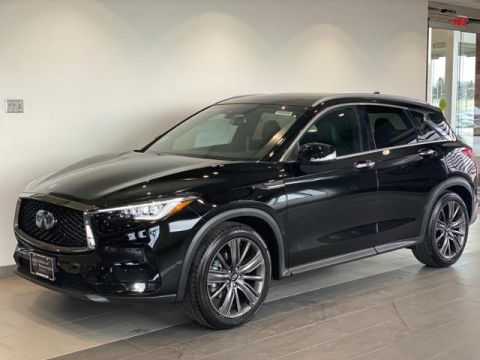 New 2020 INFINITI QX50 2.0T ESSENTIAL AWD