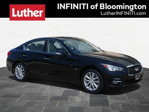 Certified Pre-Owned 2016 INFINITI Q50 2.0t Base