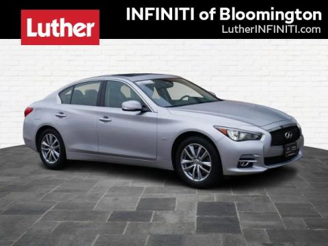 Certified Pre-Owned 2017 INFINITI Q50