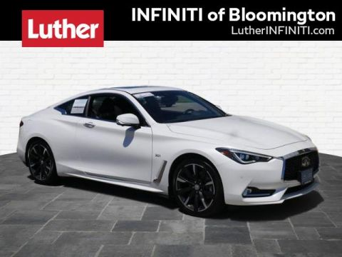 Certified Pre-Owned 2018 INFINITI Q60