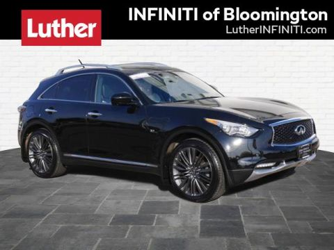 Pre-Owned 2017 INFINITI QX70
